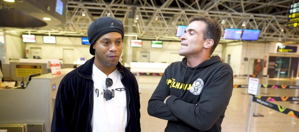 7328510dd5e43 Ronaldinho Gaúcho revela seus cinco melhores momentos na carreira ...