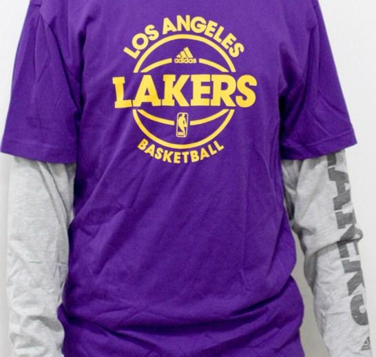 PROMOÇÃO  Ganhe uma camisa do Los Angeles Lakers - participe! - 20 ... f9bf6ee92084a