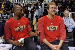2011 NBA All-Star Game Practices