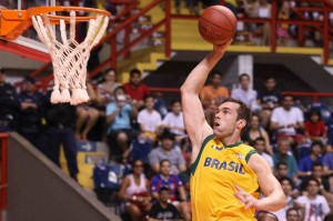 Fortaleza (CE) 22/02/2014 - NBB Brasil X NBB Mundo