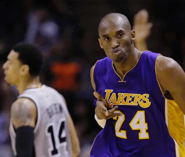 0efe26b03 Lakers vencem Spurs com cesta milagrosa de... Nick Young - assista ...