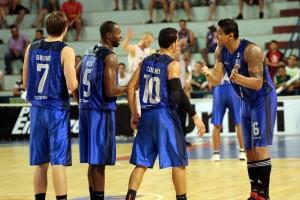 Equipe do Minas, Shilton, Coelho, Alex e Bruno