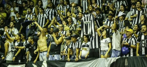 9457682f7f0e0 Botafogo ganha último jogo da Liga Ouro