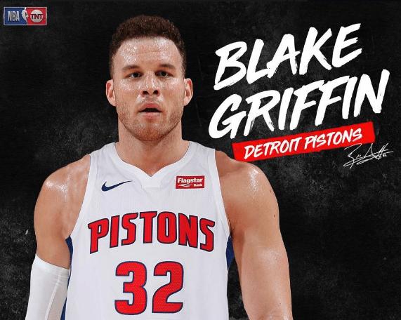 f8f88b47b7c O mundo do basquete tremeu ontem à noite quando o Woj (ESPN americana)  anunciou no Twitter que o Detroit Pistons estaria finalizando uma troca  para ter ...