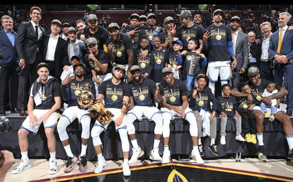 Cinco motivos que explicam por que os Warriors sobram tanto na NBA ... b344a69122918