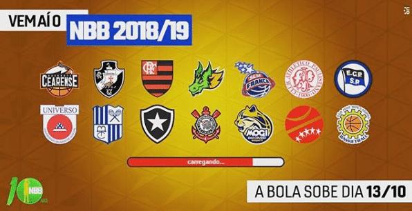 A Liga Nacional anunciou no sábado de forma oficial os 14 times que  disputarão a temporada 2018 2019 do principal campeonato de basquete do  país. As grandes ... d2fb6a1751585