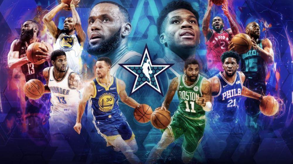 06740f29f A partir dessa sexta-feira a ESPN e o WatchESPN exibem a grande cobertura  do All Star Weekend da NBA. O evento recebe os principais astros da maior  liga de ...