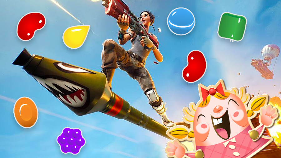 De Candy Crush A Fortnite 7 Games Acusados De Plagio