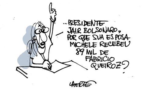 Pergunta a Bolsonaro dos R$ 89 mil bomba na web; veja posts mais criativos  - UOL TILT