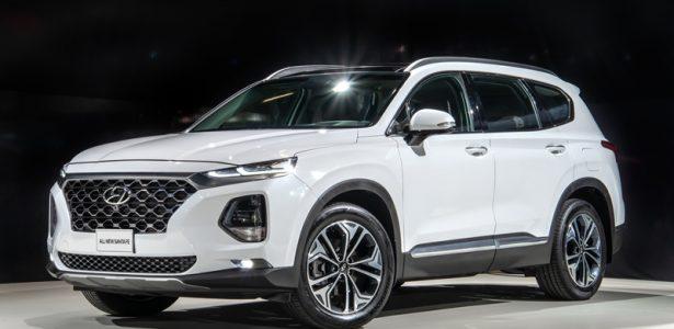 SUV de luxo | Nova Hyundai Santa Fe será vendida no Brasil por R$ 297 mil