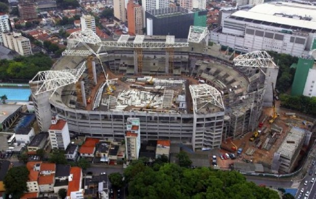 Arena: O sonho do palmeirense vai se tornando realidade