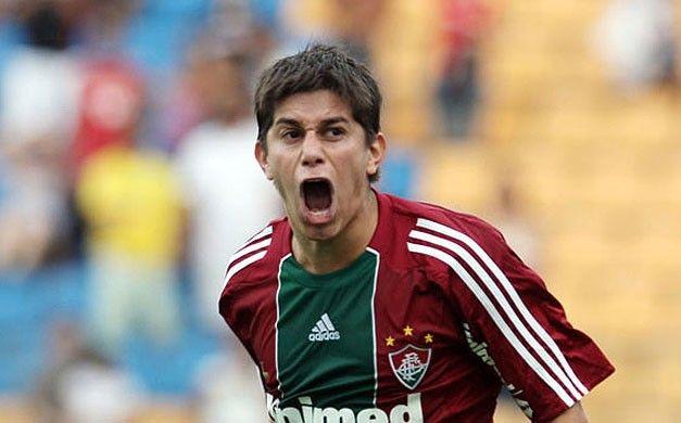 Argentino foi o craque do Brasileirão de 2010 com a camisa do Fluminense 00f25e80a6147