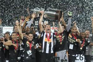 Atlético/MG foi campeão da Libertadores de 2013