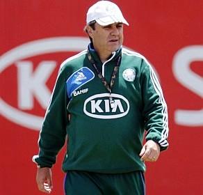 Kleina será campeão com o Palmeiras da Série B em 2013