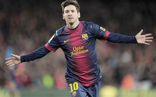 Craque argentino tem 57 gols em 52 jogos em 2013