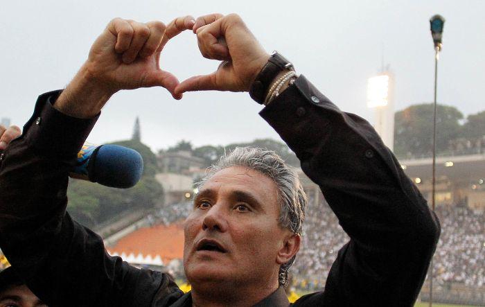 Técnico é o mais vitorioso da história do Corinthians 5 troféus importantes