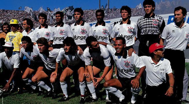 Corinthians 1990: guerreiro de muita raça e determinação