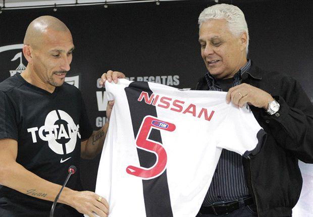 A Nissan rompeu o contrato de patrocínio 'master' do Vasco