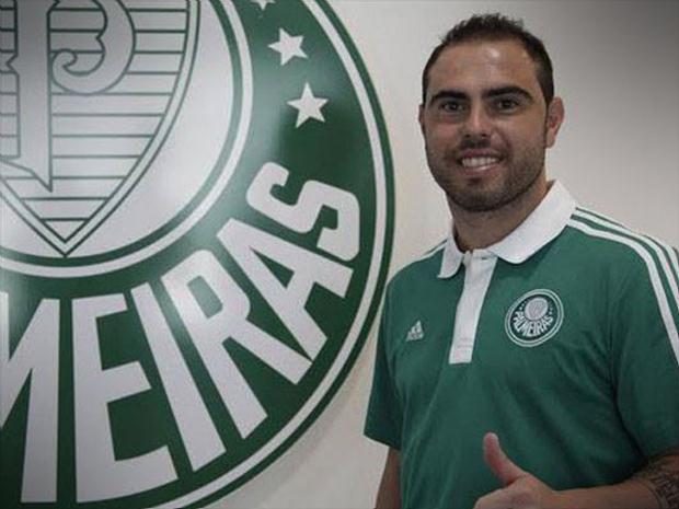 Bruno César está de volta ao Palmeiras depois de brilhar no rival