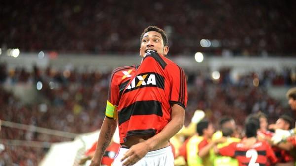 Hernane fez 36 gols e foi soberano na artilharia de 2013