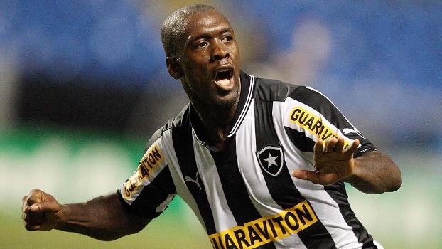 Seedorf fez 81 jogos pelo Botafogo e marcou 24 gols