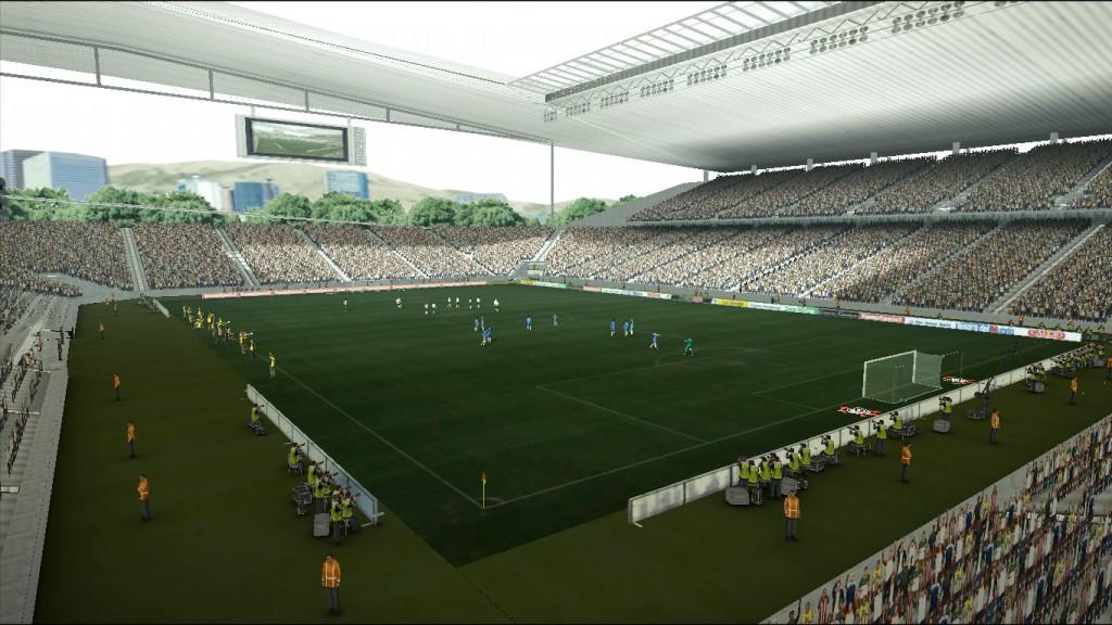 Ídolos vão inaugurar a nova Arena do Corinthians