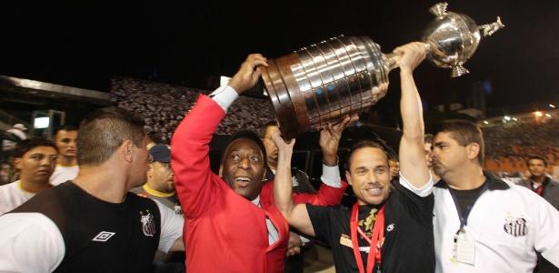 Léo é o maior vencedor de títulos após Era do 'Rei' Pelé