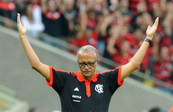 O técnico foi campeão da Copa do Brasil e do Carioca como técnico do Flamengo