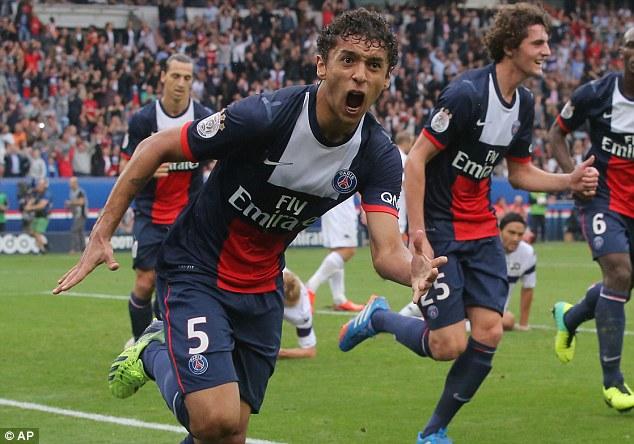 Aos 19 anos, o zagueiro brilha hoje pelo PSG da França