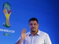 Ronaldo é o 'Embaixador' da Copa no Brasl