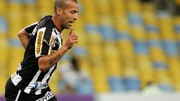 Sheik tem 4 gols em 5 jogos pelo Botafogo