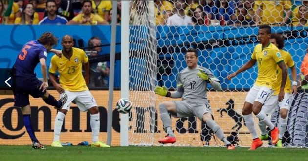 Brasil perdeu para a Holanda o jogo e a disputa do terceiro lugar