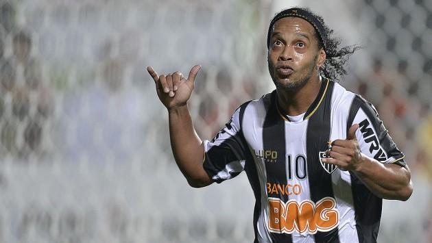 O meia foi decisivo na conquista atleticana da Libertadores de 2013