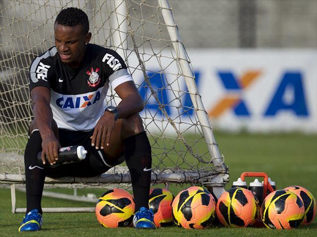 Cléber fez apenas 31 jogos pelo Corinthians e marcou 3 gols