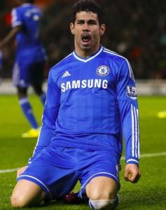 Atacante é uma das principais estrelas do Chelsea da Inglaterra