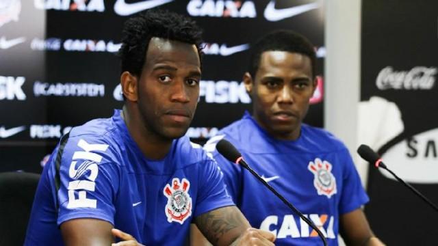 Gil e Elias estão sendo convocados por Dunga para a Seleção Brasileira