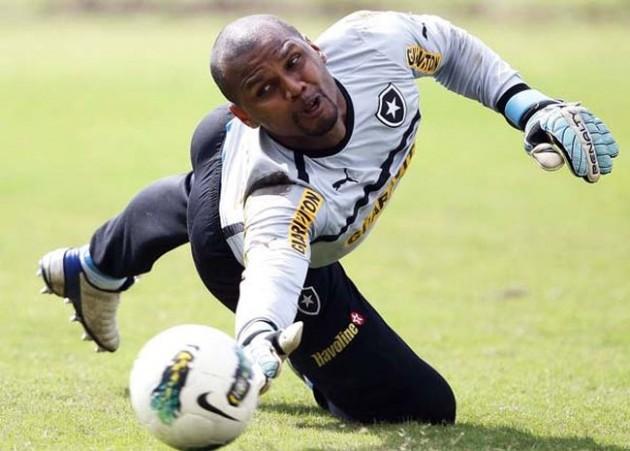 Jefferson é titular do Botafogo e da Seleção Brasileira