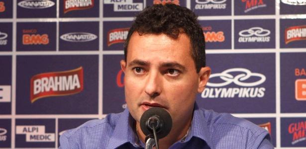 Ex-Cruzeiro, Alexandre Mattos é o novo diretor de futebol do Palmeiras