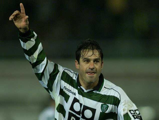 André Cruz defendeu o Sporting no início dos anos 2000