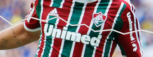 A parceria entre Fluminense e Unimed durou 15 anos