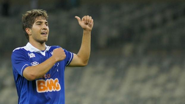 Lucas Silva foi negociado com o Real Madrid por 14 milhões de euros