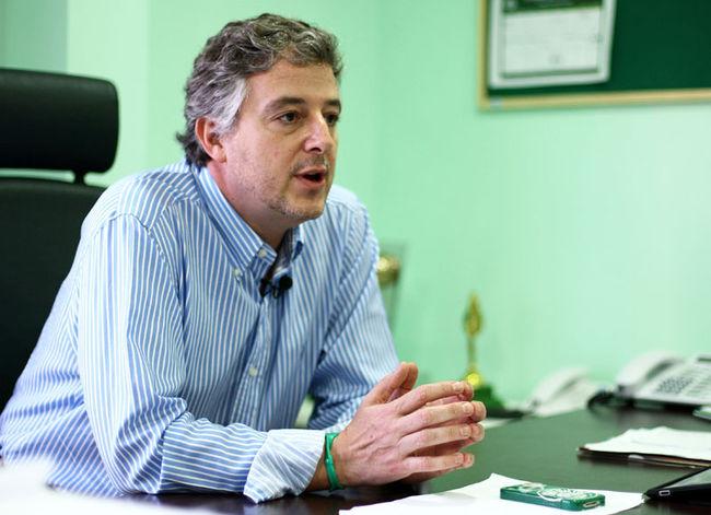 Paulo Nobre foi reeleito para novo mandato como presidente do Palmeiras