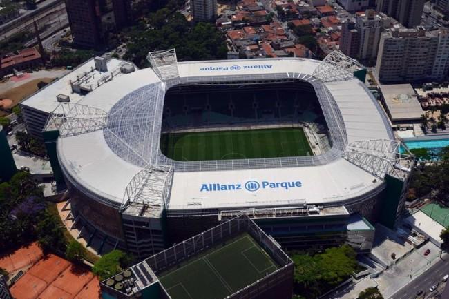 Segundo o MP o entorno do estádio prejudica o trabalho da segurança