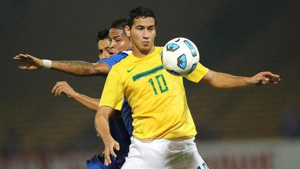 Desde 2012 Ganso não atua pela Seleção Brasileira