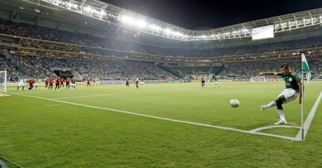 Nova arena do Palmeiras tem sido o principal reforço do clube no ano