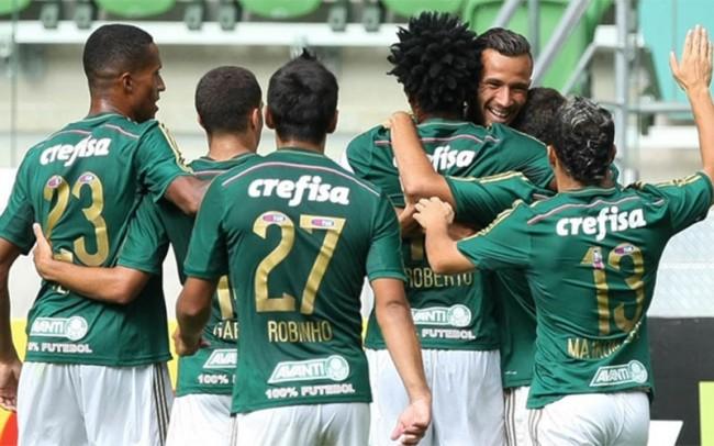 Novos reforços do Palmeiras tem jogado bem e rendido o esperado