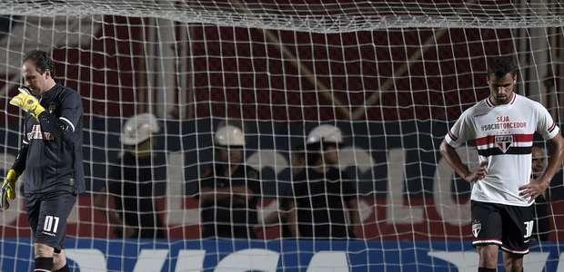 São Paulo perdeu para o San Lorenzo da Argentina