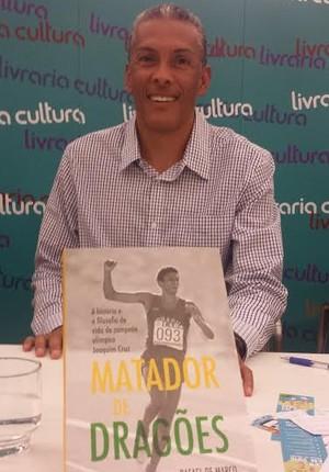 Joaquim Cruz Livro