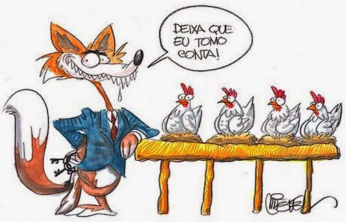 raposa-galinheiro