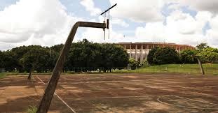 basquete abandono